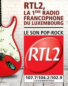 LUXEMBOURG : le projet RTL 2 rejeté | Radioscope | Scoop.it