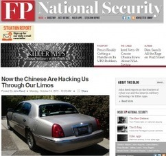 Hackers Take Limo Service Firm for a Ride | Cyber Security Round-up | Scoop.it