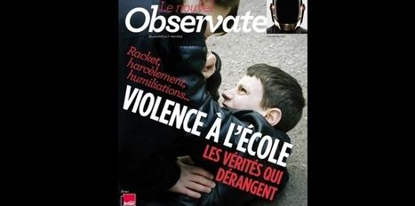 Harcèlement, racket, violences à l'école : attention, danger ! | Violence entre jeunes | Scoop.it
