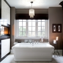 Bathroom reno on a budget - NG News   Know How Steam Shower Enclosure Helps You Improve Your Health   Scoop.it