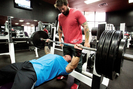 Weightlifting can help meet fitness goals - Arkansas Online (subscription) | Nutrition - Trial Exercise | Scoop.it