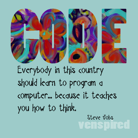 You Totally Have Time for #HourOfCode | Venspired | 21st Century Technology Integration | Scoop.it