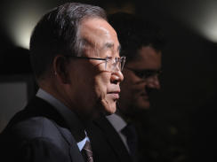 U.N. leader: Sandy a lesson in climate change | Climate change challenges | Scoop.it