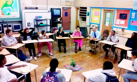 Alternative to School Suspension Explored Through Restorative Justice | School Discipline and Safety | Scoop.it