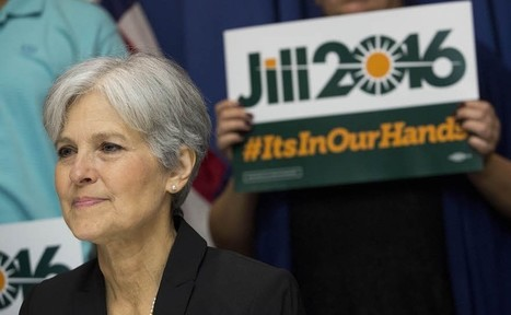 6 things to know about Jill Stein, Israel-bashing last Jewish candidate standing   Mahilena's Debunking Conservatism and Libertarianism   Scoop.it