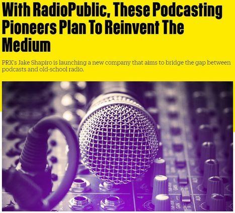 With RadioPublic, These Podcasting Pioneers Plan To Reinvent The Medium | SportonRadio | Scoop.it
