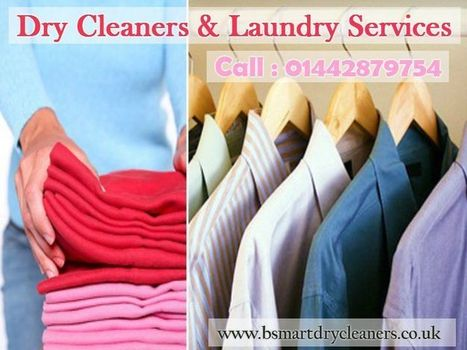 Laundry Service in Berkhamsted | B Smart Dry Cleaners | Scoop.it