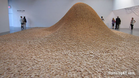 Maya Lin at Pace Wildenstein | VIM | Scoop.it