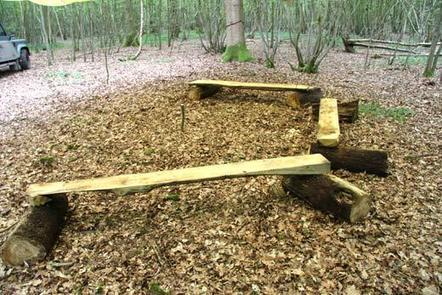 Improvements To Our Kent Woodland Bushcraft Site | Bushcraft Blog | Scoop.it
