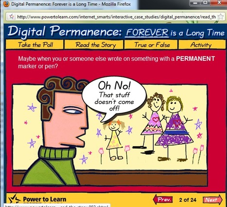 Digital Permanence: Forever is a Long Time   Your Online Reputation   Scoop.it