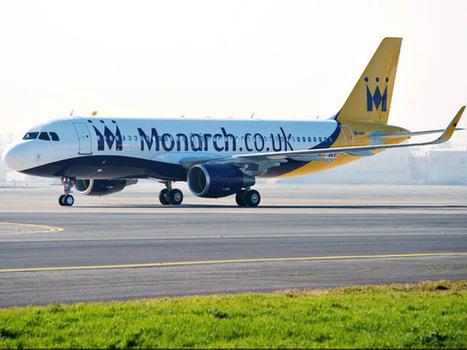 Monarch Airlines lance le Bordeaux – Birmingham | Groupe et Marques CCI de Bordeaux | Scoop.it