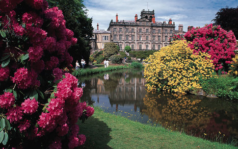 12 Most Beautiful Gardens to Visit in England | Organic Farming | Scoop.it