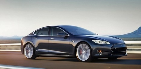 Tesla's New Electric Car Features Autopilot And Dual Motor All Wheel Drive [Video] | Inspired By Design | Scoop.it