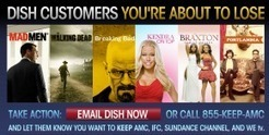 Dish/AMC fight breaks bad, channels banished to the 9,000s | TV Trends | Scoop.it