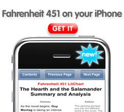 Fahrenheit 451: Symbols | LitCharts.com | The Hearth and the Salamander | Scoop.it