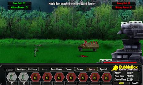 لعبة معركة جير 2 | edumooc 4 all | Scoop.it