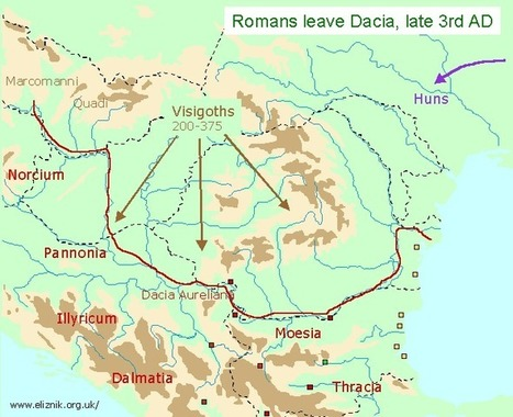 breaking the eternity of rome: the goths against the roman empire | Classic languages | Scoop.it