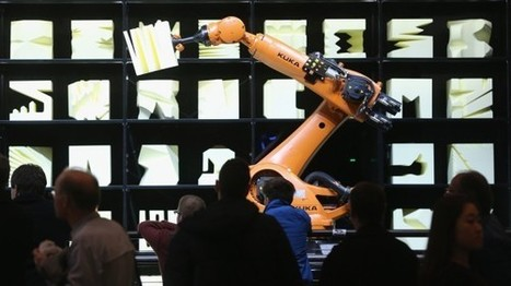 Chinese Bid for Kuka Shows How Serious It Is About Robots | Post-Sapiens, les êtres technologiques | Scoop.it