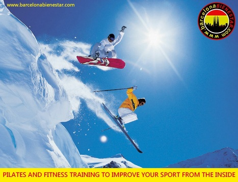Pilates and fitness for Skiing and Snowboarding | pilates | Scoop.it