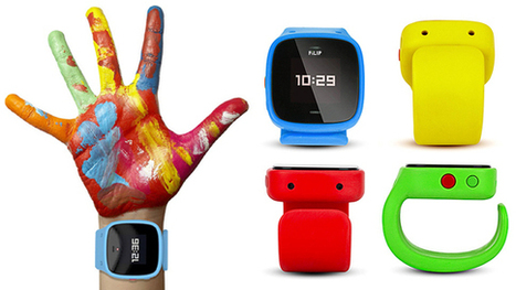 FiLIP Smartwatch for Kids | Hot Christmas Toys 2013 | Christmas | Scoop.it
