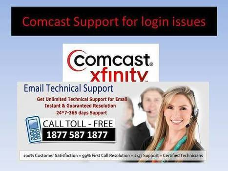 Comcast Email Tech Support Number... | MyFolio | Email Technical support 1-855-550-2552 | Scoop.it