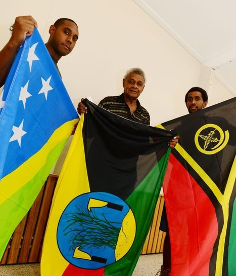 Vanuatu folk celebrate 150-year anniversary with league game - Rockhampton Morning Bulletin   Geography 400 Report   Scoop.it