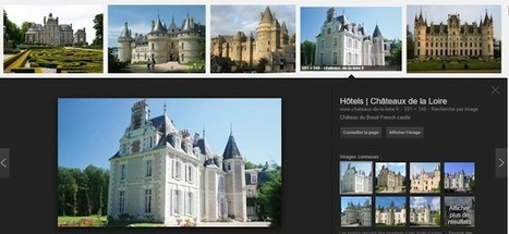 Google Images via le Web propose une nouvelle interface | Information documentaire | Scoop.it