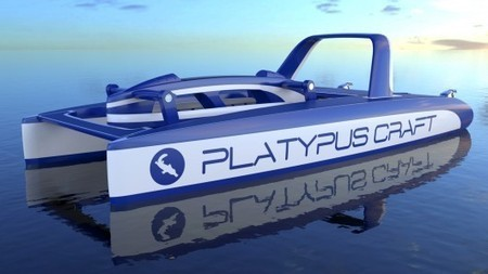 Final design of Platypus underwater exploration vehicle revealed | Heron | Scoop.it