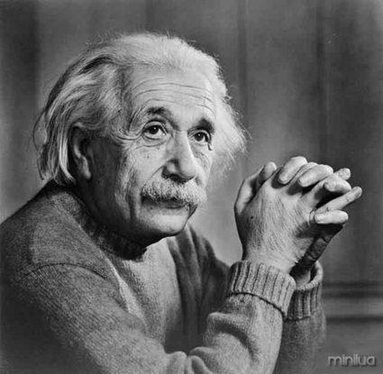 As melhores frases da história da humanidade: Albert Einstein #11 | História Geral | Scoop.it