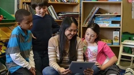 Using tablets to reach kids with autism | iPads and Tablets in Education | Scoop.it