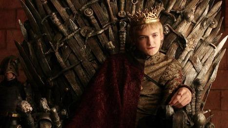 Con #RoastJoffrey HBO manda al rogo il re di Game Of Thrones   Social TV: we live on .it   Scoop.it