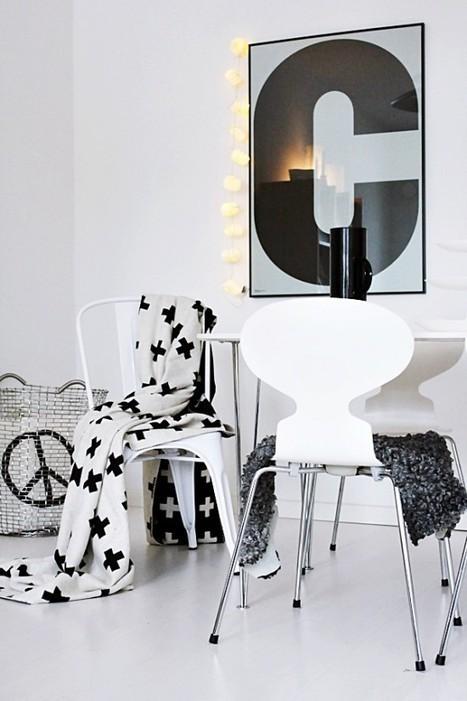 HEMMA HOS OSS IDAG | ROOM OF KARMA | Arne Jacobsen | Scoop.it