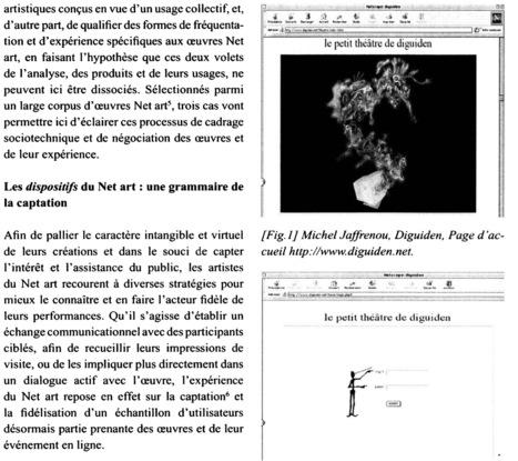 Fréquenter l'#artnumérique : configurations techniques et rituels sociaux - Jean-Paul Fourmentraux (2007) | Arts Numériques - anthologie de textes | Scoop.it