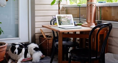 8 Ways to Be Happy and Productive in Your Home Office   Translation   Scoop.it