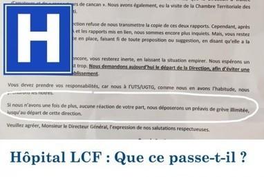 Hôpital LCF : Que ce passe-t-il ? | Les infos de SXMINFO.FR | Scoop.it