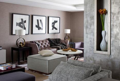 Un exclusivo ático en Paddington - Hola | ARIS casas | Scoop.it
