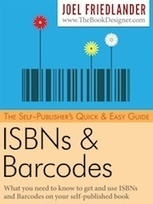 ISBN 101 For Self-Publishers — The Book Designer | On Writing | Scoop.it