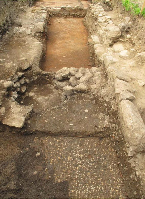 Where Roman Soldiers Took a Bath - Archaeology Magazine | Augustus - Princeps, Rome and the Roman Empire | Scoop.it