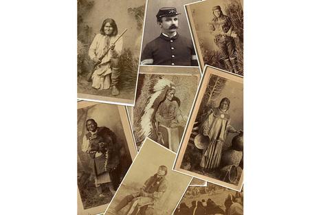 Fine condition photograph of Geronimo offered by Scottsdale Auctions & Appraisals   Art Daily   Kiosque du monde : Amériques   Scoop.it