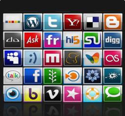 Las Redes Sociales más usadas del momento | Redes Socialees | Scoop.it