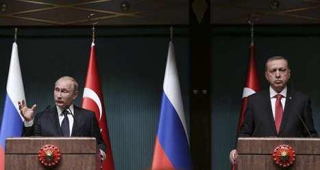 Poutine renonce à construire le gazoduc South Stream (Les Echos, 02/12/2014) | Energy | Scoop.it