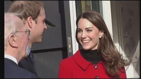 Kate treedt in voetsporen Diana   Lady Diana   Scoop.it