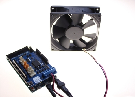 Drive a DC Motor With Arduino DUE   Big and Open Data, FabLab, Internet of things   Scoop.it