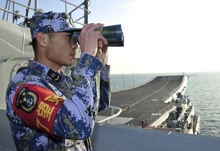 Senkaku-Diaoyu : incident naval sino-américain - Le Monde | Frontières et espaces frontaliers dans le monde. | Scoop.it