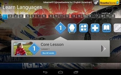 Learn Languages: Rosetta Stone – Android Apps on Google Play | Web 2.0 for Education | Scoop.it