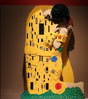 Legos As Art? Oh Yes - My veronanj   Heron   Scoop.it