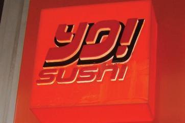 Yo! Sushi seeks brand re-appraisal with new ads - Marketing news - Marketing magazine | Experiential News! | Scoop.it