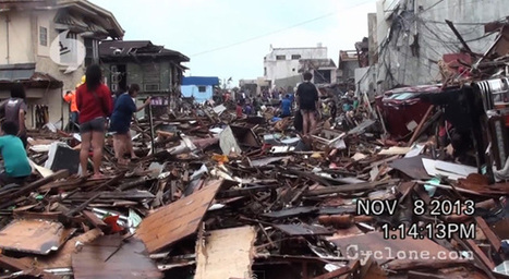 A heart-pounding inside look at Super Typhoon Haiyan | Sustain Our Earth | Scoop.it
