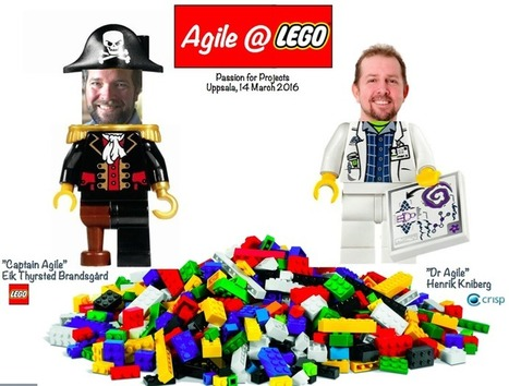 Crisp's Blog » Agile @ Lego – our slides from Passion for Projects | Agile Methods | Scoop.it