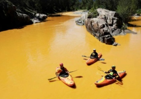 USA - New Mexico suing the EPA for $136 million | Health - Mining Contamination | Scoop.it